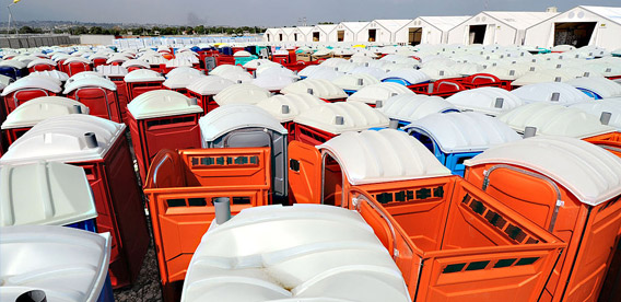 Champion Portable Toilets in Camarillo, CA